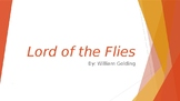 Lord of the Flies Chapter 12: PowerPoint Presentation - Le