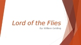 Lord of the Flies Chapter 4: PowerPoint Presentation - Les