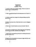 Lord of the Flies Chapter 4 quiz