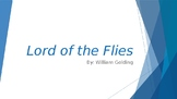 Lord of the Flies Chapter 5: PowerPoint Presentation - Les