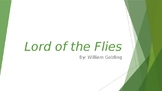 Lord of the Flies Chapter 6 & 7: PowerPoint Presentation -