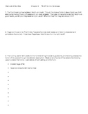 Lord of the Flies Chapter 8 Discussion Questions