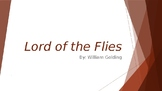 Lord of the Flies Chapter 9: PowerPoint Presentation - Les