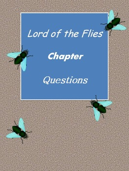 Lord of the Flies Chapter Questions