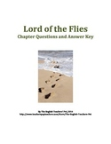 Lord of the Flies Chapter Questions and Answer Key