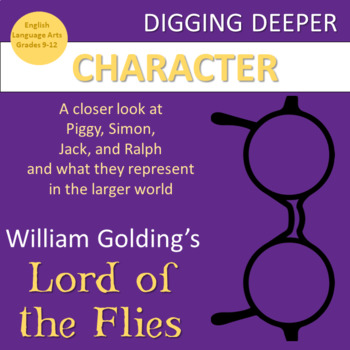 Lord of the Flies: Character Analysis