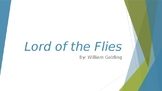 Lord of the Flies Class Discussion and/or Debate Topics PowerPoint Presentation