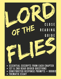 Lord of the Flies Close Reading Guide