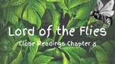 Lord of the Flies Close Readings Chapter 8