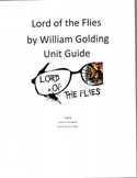 Lord of the Flies Complete Common Core aligned Unit Guide