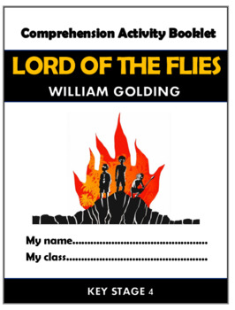 Lord of the Flies Comprehension Booklet!