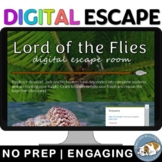 Lord of the Flies Digital Escape Room Review