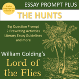 Lord of the Flies Essay: The Hunts