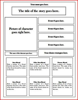 Lord of the Flies Facebook Comprehension Novel Activity