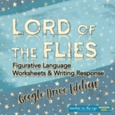 Lord of the Flies Figurative Language Worksheet Google Doc
