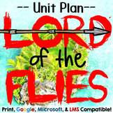 Lord of the Flies Unit Plan, Lord of the Flies Activities,