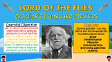 Lord of the Flies: Golding's Language Devices