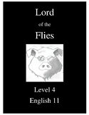 Lord of the Flies Grade 11 English Unit Plan