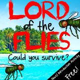 Lord of the Flies Introduction Activity: Hands-on Survival and Rescue