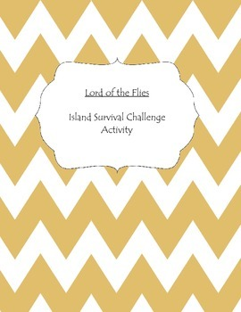 Lord of the Flies Island Survival Challenge Activity