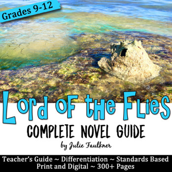 Lord of the Flies Unit Plan, William Golding