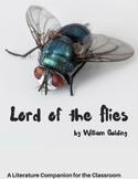 Lord of the Flies Literature Packet