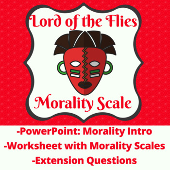 Lord of the Flies Morality Scale