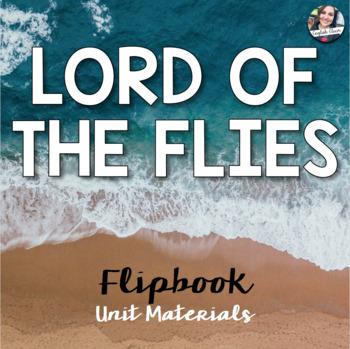 Lord of the Flies Novel Flipbook