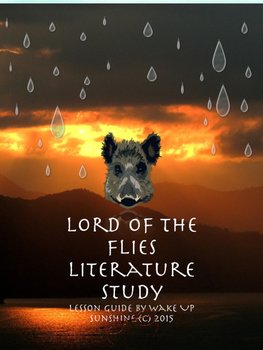 Comprehend Survival: Lord of the Flies Literature Study