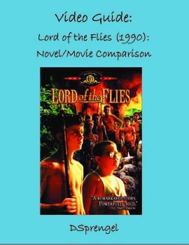 Lord of the Flies Novel Movie Comparison
