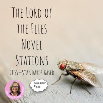 Lord of the Flies: Novel Stations