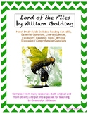 Lord of the Flies Novel Study Guide