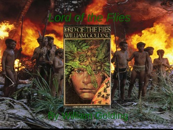 Lord of the Flies PowerPoint - Background, Author Bio, Historical Context