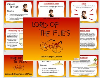 Lord of the Flies PowerPoint Teaching Unit