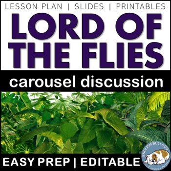 Lord of the Flies Pre-reading Carousel Discussion