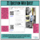 QR Code Web Quest - Lord of the Flies {Google Drive Resource}