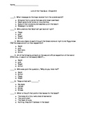 Lord of the Flies - Quiz on Chapters 6-9