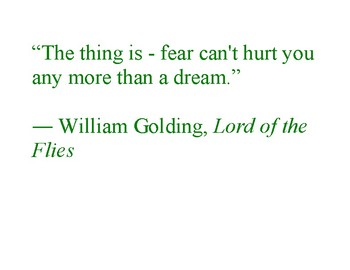 Lord of the Flies Quotes Posters