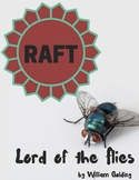 Lord of the Flies RAFT Writing