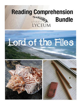 Lord of the Flies Reading Comprehension Bundle