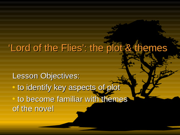 Lord of the Flies Resources