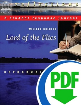 Lord of the Flies Response Journal