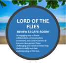Lord of the Flies Review Escape Room