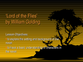 Lord of the Flies SOW