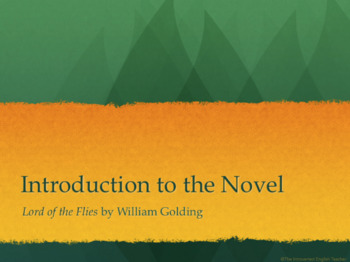 Lord of the Flies Student-Led Discussion UNIT BUNDLE