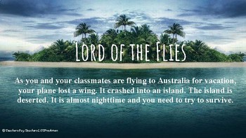 Lord of the Flies Survival Experiment