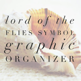 Lord of the Flies Symbol Graphic Organizer