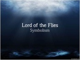 Lord of the Flies Symbolism Powerpoint with Embedded Prezi