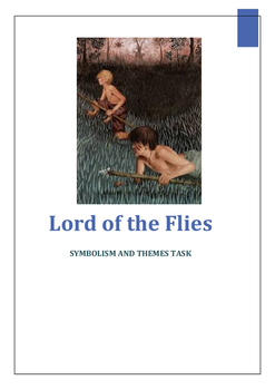Lord of the Flies Symbolism and Themes Task