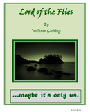 Lord of the Flies Test and Essays Bundle